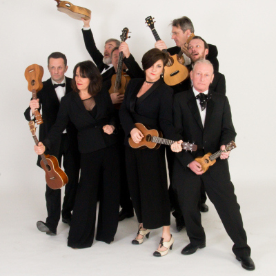 COVID19 update on Ukulele Orchestra of Great Britain bookings affected by lockdown restrictions.