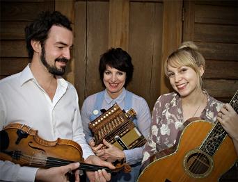 Ann Savoy Trio
