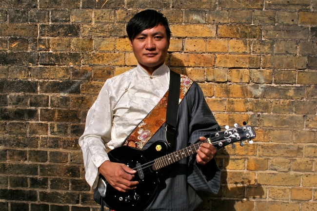 Ngawang Lodup to play OXFAM BENEFIT gig 18 March