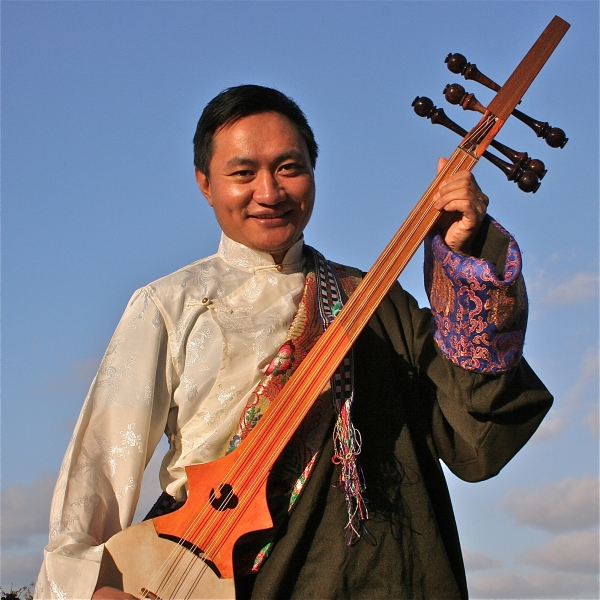 Ngawang Lodup, from Buddhist monk to rock star!