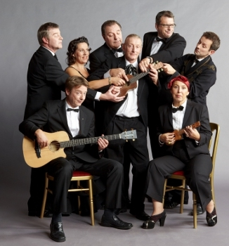 AAA becomes sole agent for Ukulele Orchestra of GB in GB