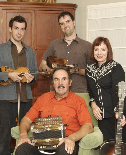 Savoy Family Cajun Band, Secret gig.