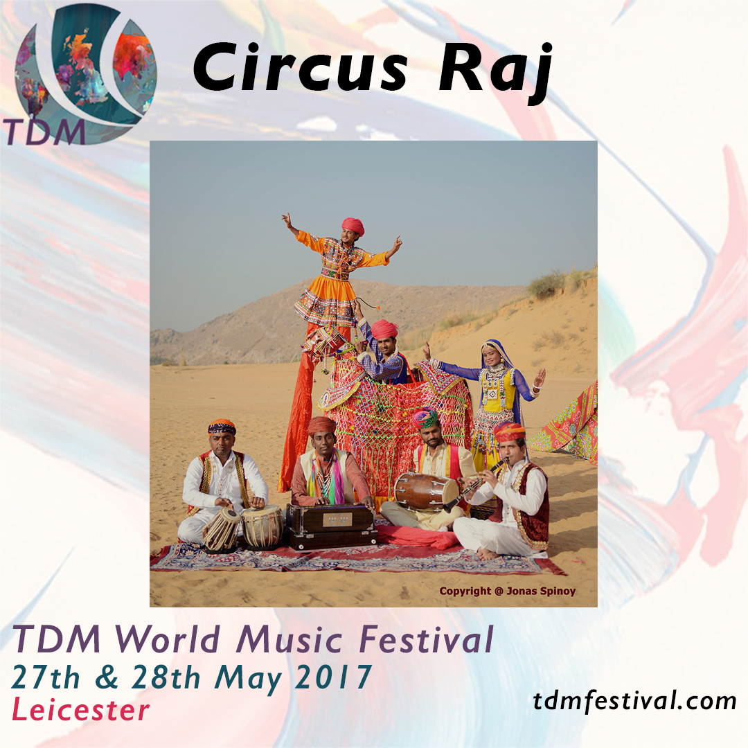 TDM Festival, exciting, new, Truly Diverse Music
