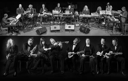 Ukes and Moogs at Cheltenham Music Festival