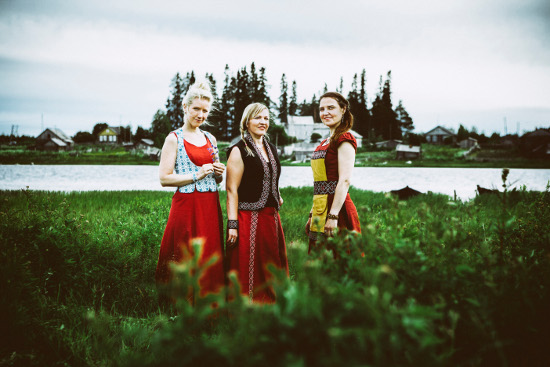 Varttina trio mark Finland's 100 year of independence