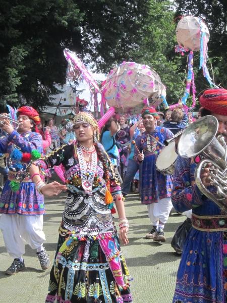 Visit downtown Jaipur at Bestival