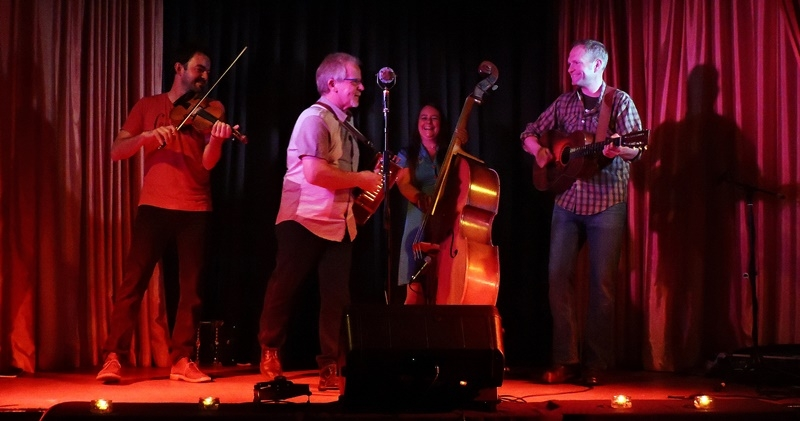 Cajun Country Revival open their tour in style