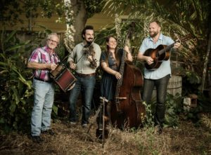 Cajun Country Revival return to UK next May.