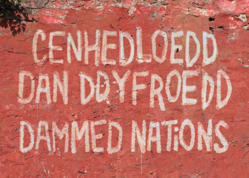 Cenhedloedd Dan Ddyfoedd /Dammed Nations