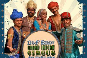 D & F Bros. Grand Indian Circus