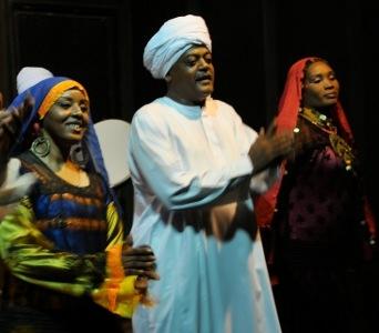 El Mastaba Centre stages Egypt's first international folk festival, WANAS.