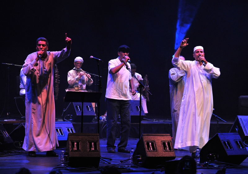 El Tanbura to play WOMAD Russia
