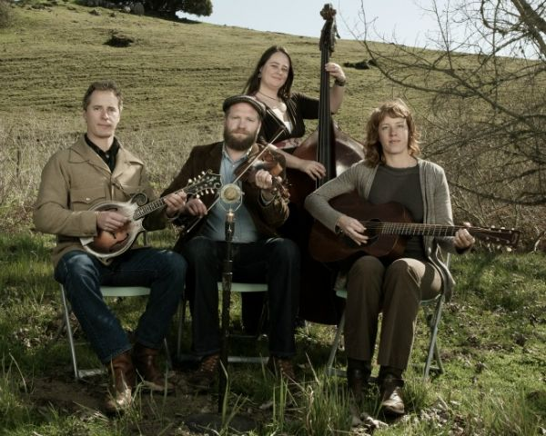 Foghorn Stringband UK Tour gets underway