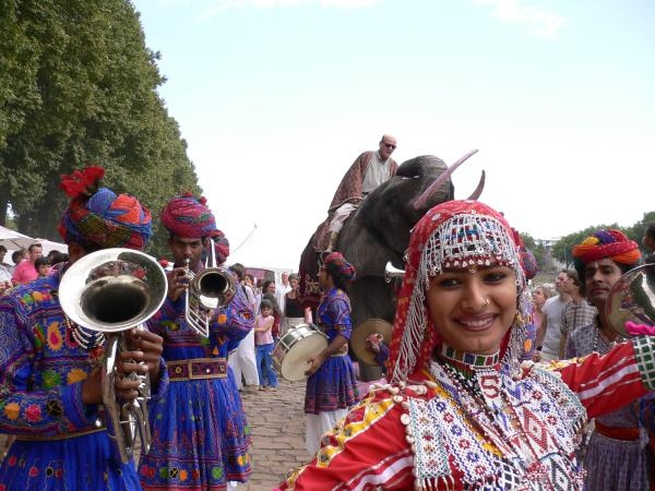 Jaipur comes to Bestival