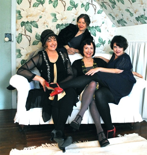 "Magnolia Sisters July tour and new album, ""Love's Lies"""