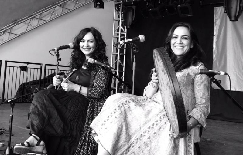 Mahsa and Marjan Vadhat – Persian stars