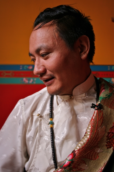 Ngawang in the news again…..MPs, Dalai Lama, touring with monks…